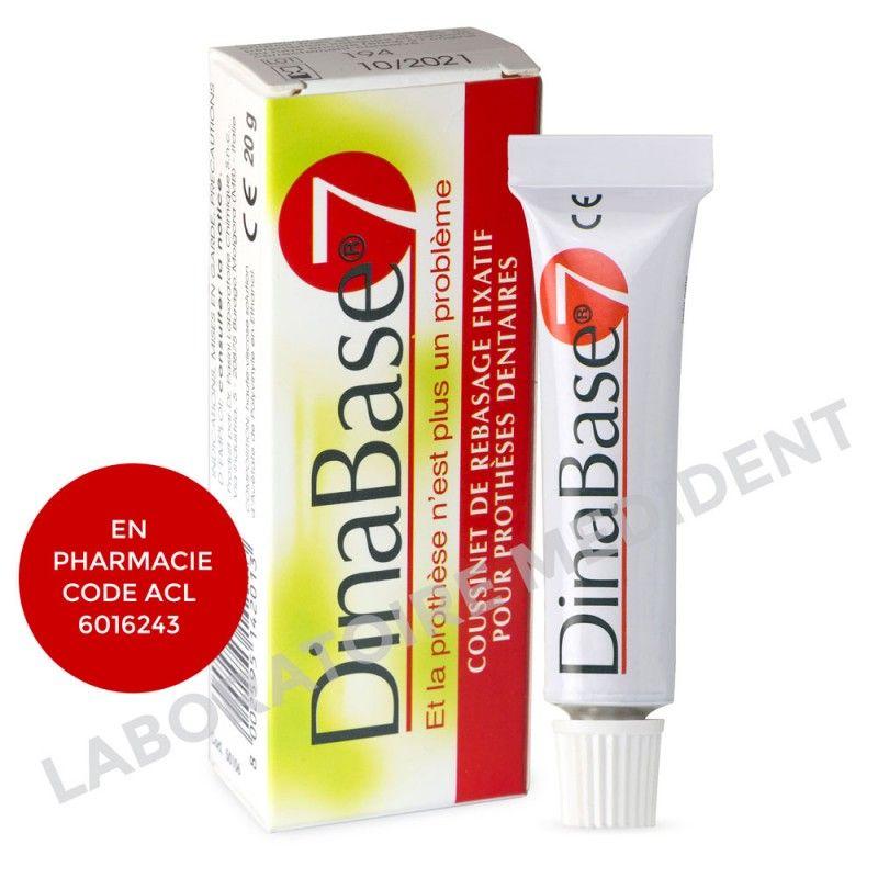 Dinabase 7 r volutionne le monde des adh sifs dentaires7 90 for Produit pour cafard pharmacie
